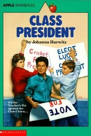 Jake Made THIS - Class PRESIDENTA fifth grade election for ...